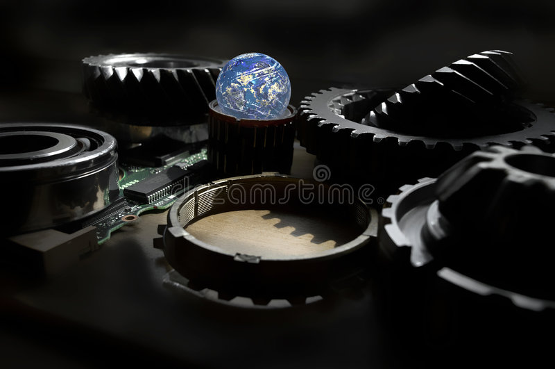 Tecnologia immagini stock libere da diritti