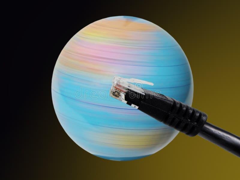 Tecnologia ad alta velocità fotografie stock libere da diritti