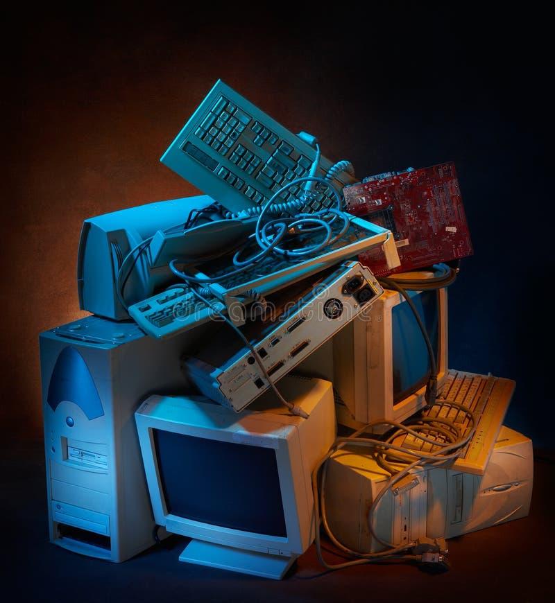 Tecnologia Antiga Foto de Stock Royalty Free