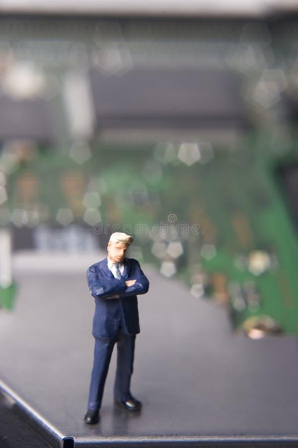 Tecnologia do negócio imagens de stock royalty free