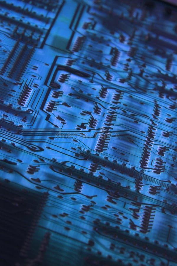 Tecnologia fredda #3 fotografie stock