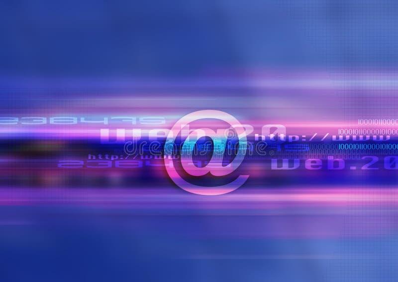 Tecnologia Gráfica Do Web Imagens de Stock Royalty Free