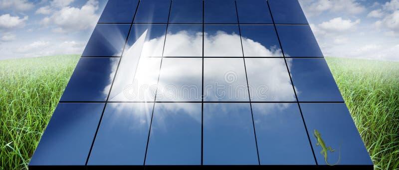 Tecnologia informática da nuvem imagem de stock royalty free