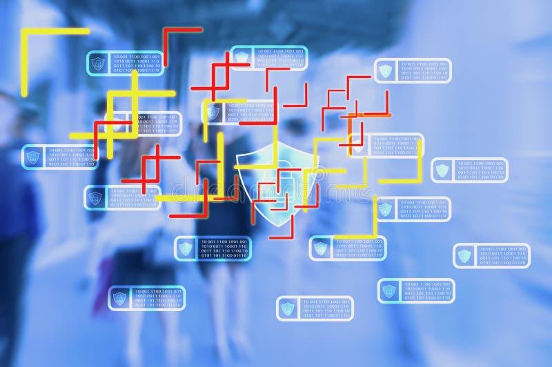 Tecnologia para processar povos da trilha através da rede sem fio e satélite com sistema da varredura da identidade pessoal, conc
