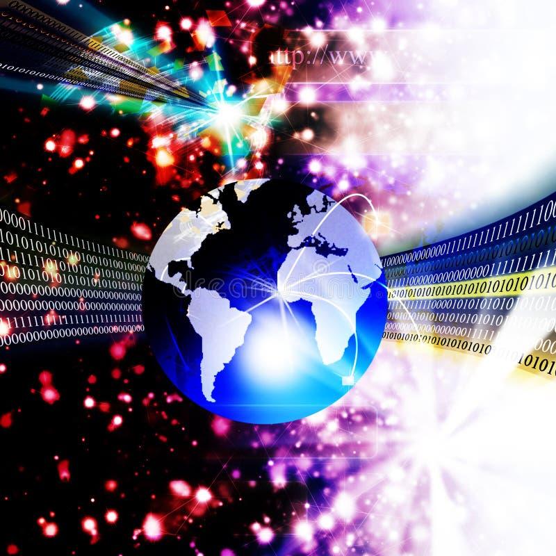 Tecnologias elevadas do mundo imagens de stock