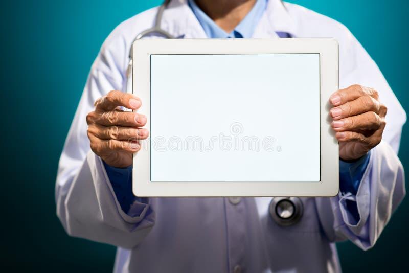 Tecnologie Moderne Nella Medicina Fotografia Stock