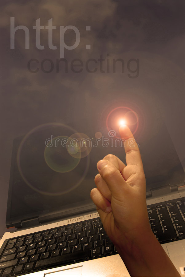 tecnology royaltyfri fotografi