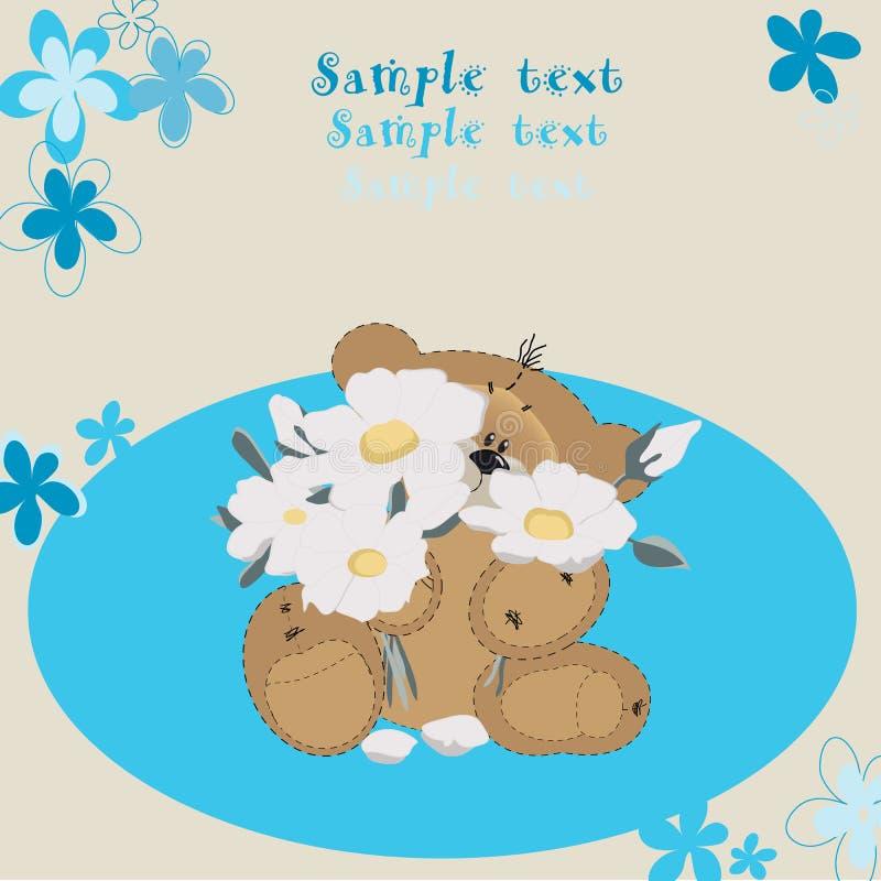 Teddi1 illustration stock