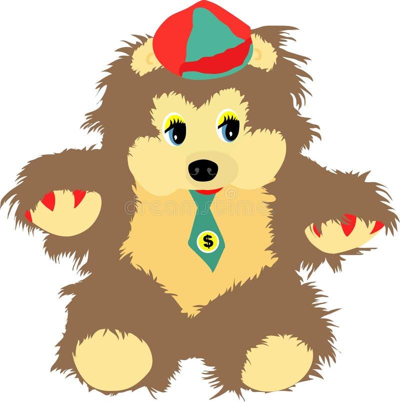 Teddy-αρκούδα στοκ εικόνες