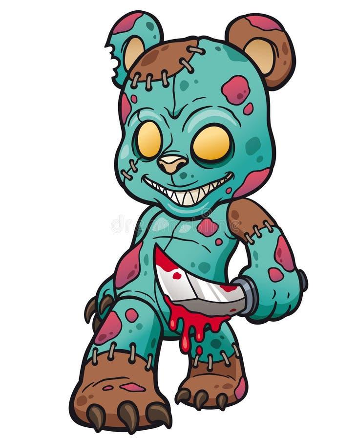 Teddy Bear ilustração do vetor