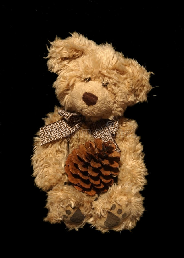 Download Teddy bear stock photo. Image of friend, childhood, background - 13190616