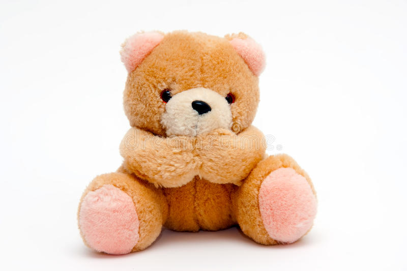 Teddy bear stock photography
