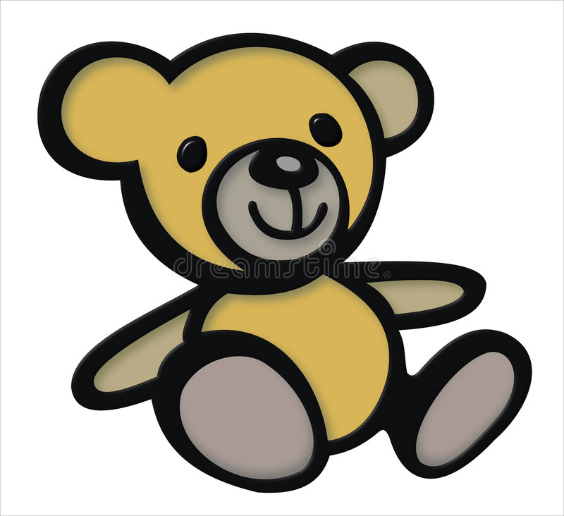 Free Teddy Bear Royalty Free Stock Photography - 349217