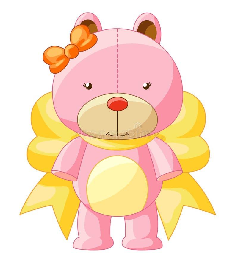 Teddy Bear. royaltyfri illustrationer