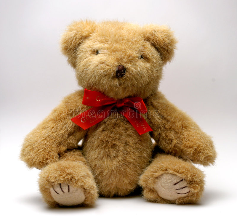 Download Teddy bear stock photo. Image of sitting, over, item, present - 356416