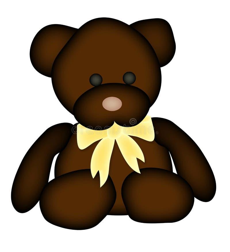 Download Teddy Bear 4 stock illustration. Illustration of isolated - 7779345
