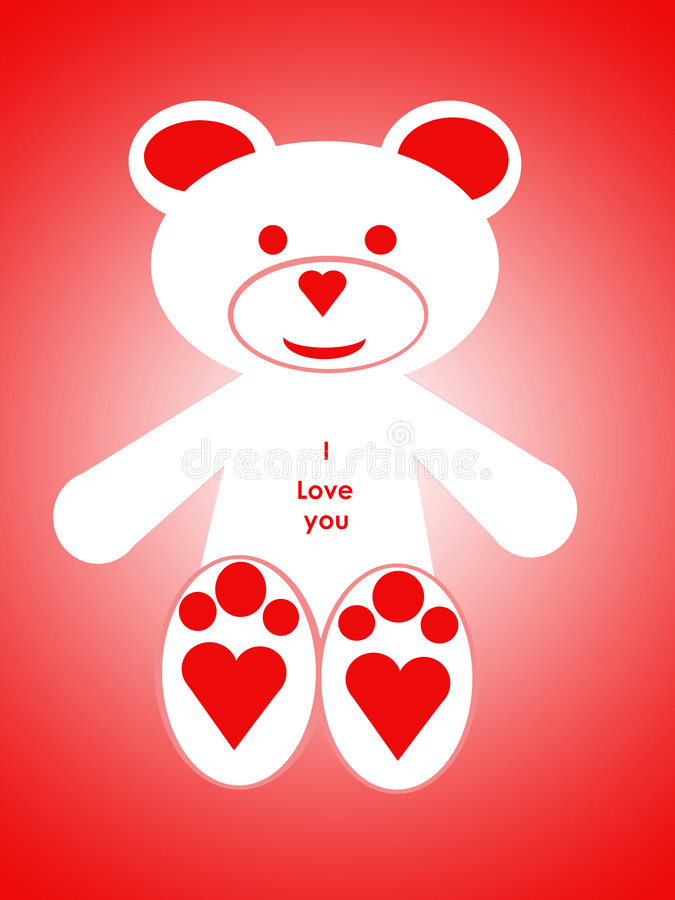Free Teddy Bear. Royalty Free Stock Photography - 458837