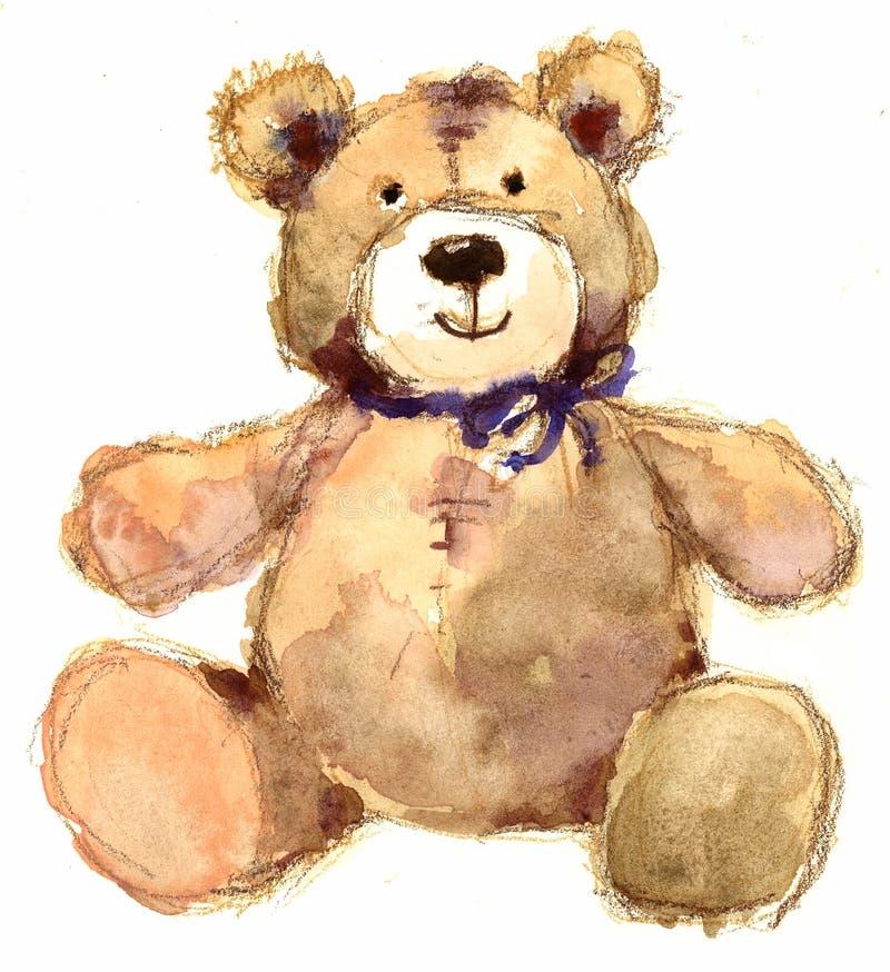 Teddy Bear stock illustratie