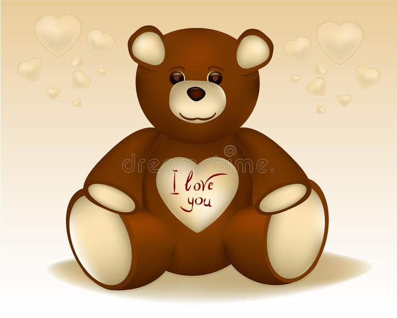Teddy Bear fotografie stock libere da diritti