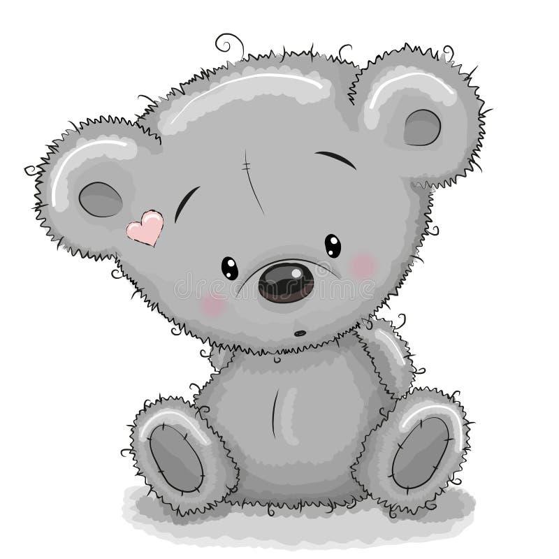 Teddy Bear royalty-vrije illustratie