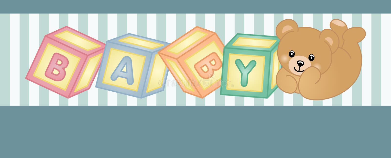 Baby Banner Stock Illustrations 86 670 Baby Banner Stock Illustrations Vectors Clipart Dreamstime