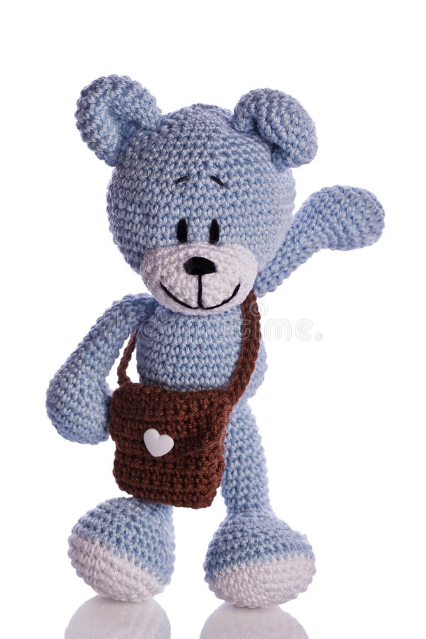 Amigurumi Tedy Bear Bag Free Crochet Pattern - Crochet Pic2re | 900x600