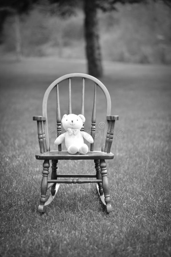 Teddy Bear de l'enfant images stock