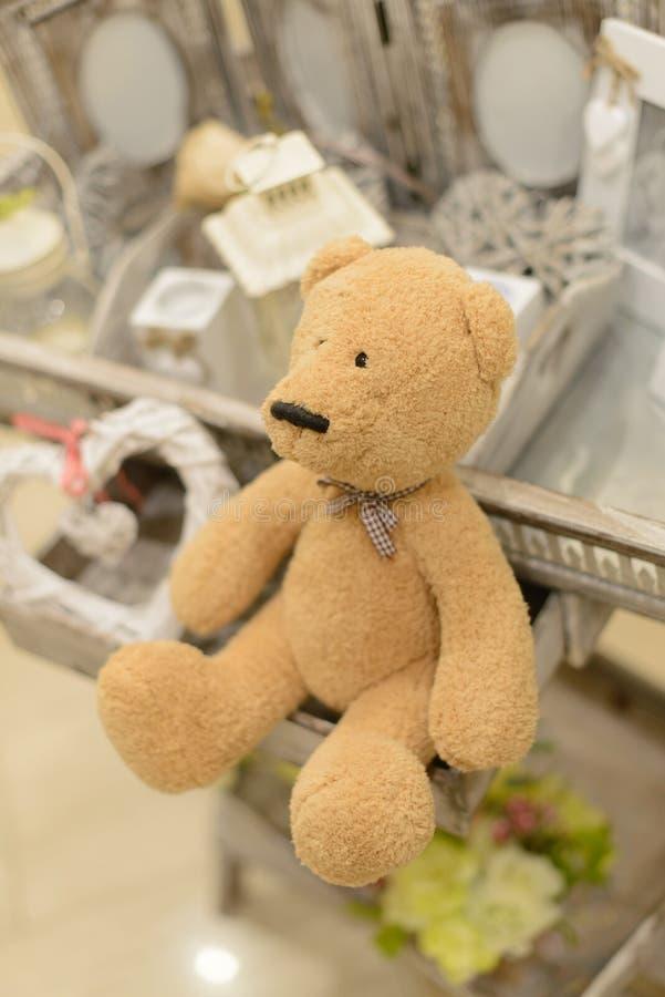 Teddy Bear lindo fotografía de archivo libre de regalías