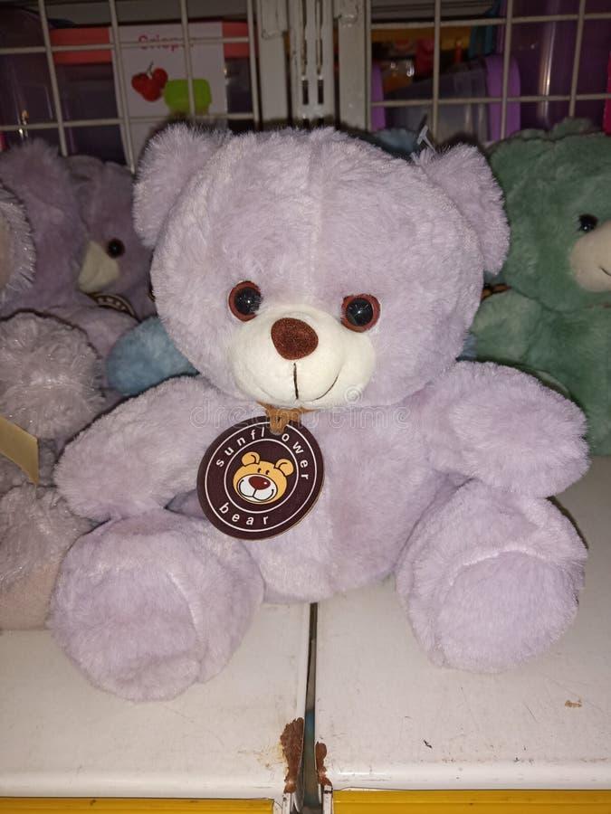 Teddy Bear-middel stock afbeeldingen