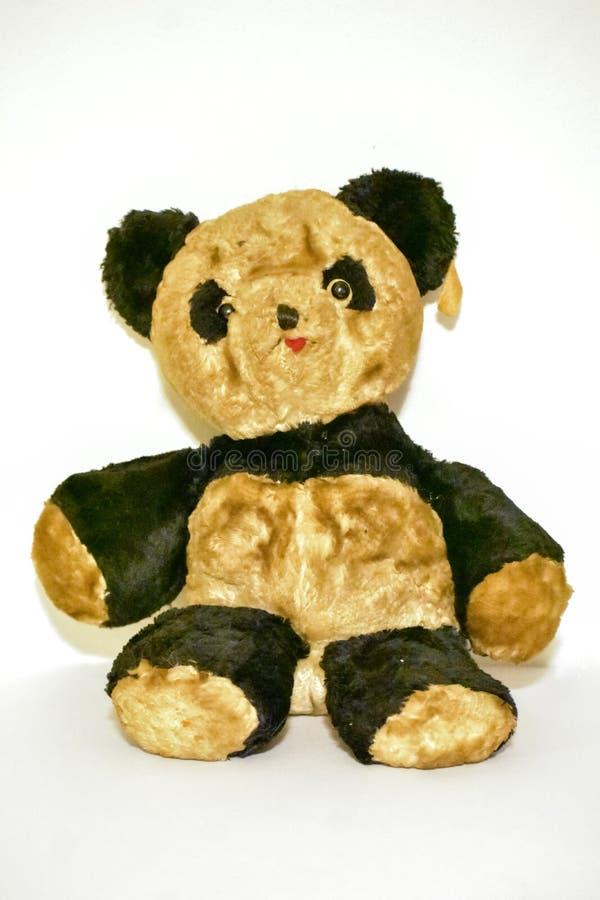 Teddy Bear pequeno antigo imagens de stock royalty free