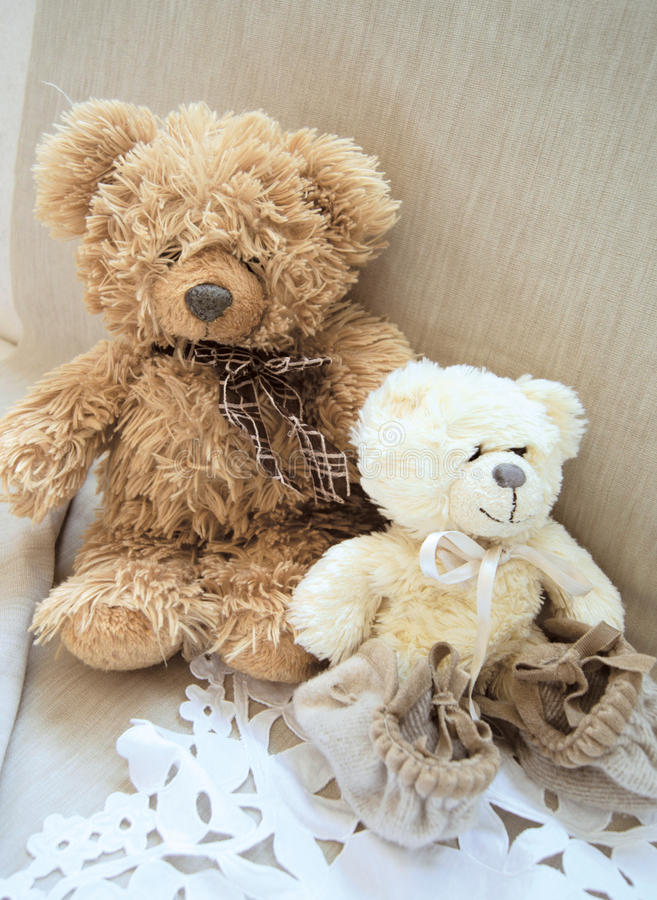 Teddy Bears Toys Royalty Free Stock Images