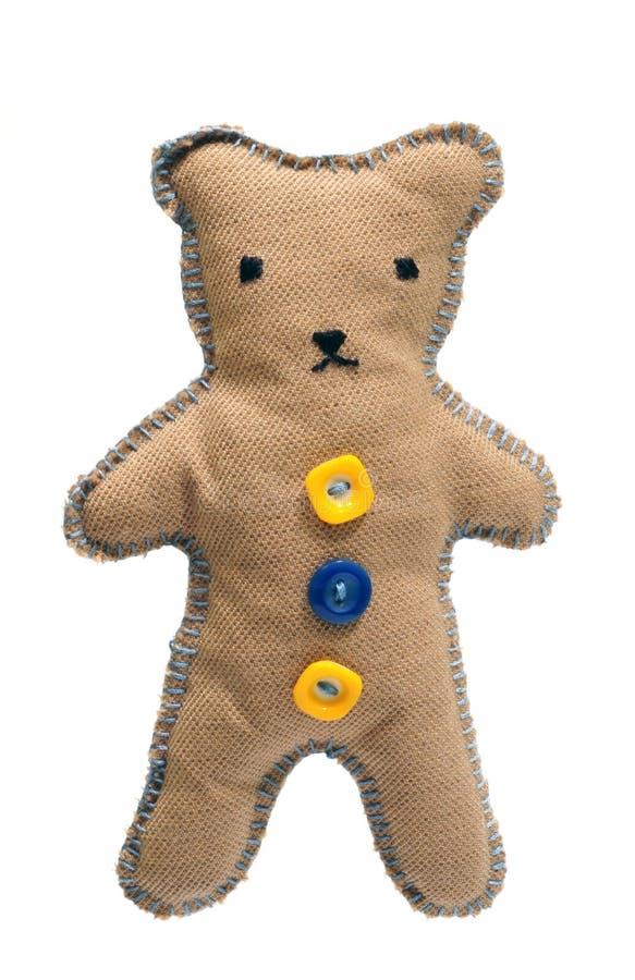 Teddy-beer stock afbeelding