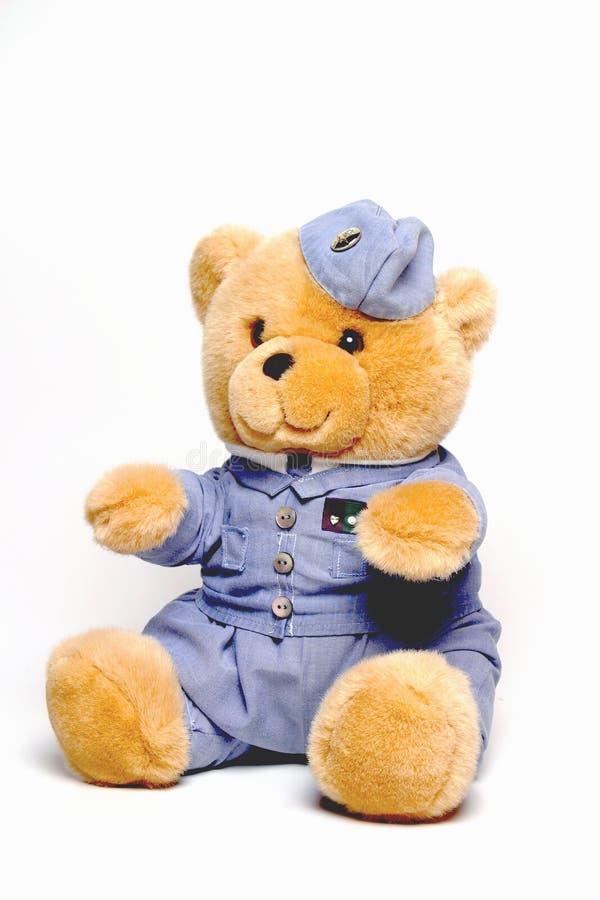 teddy sił powietrznych zdjęcie royalty free