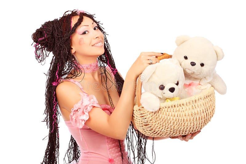 Teddybären stockbilder
