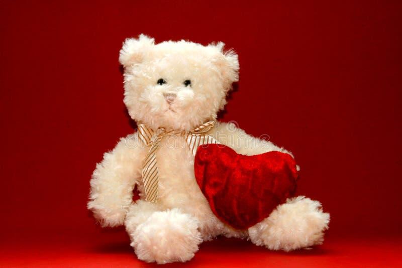 Teddybear stockbild