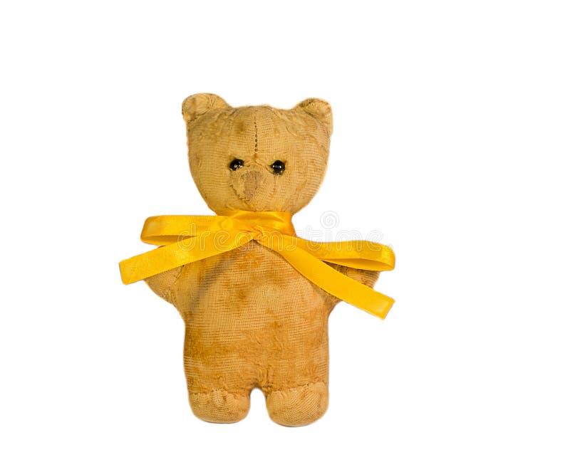 Teddybear muito velho foto de stock