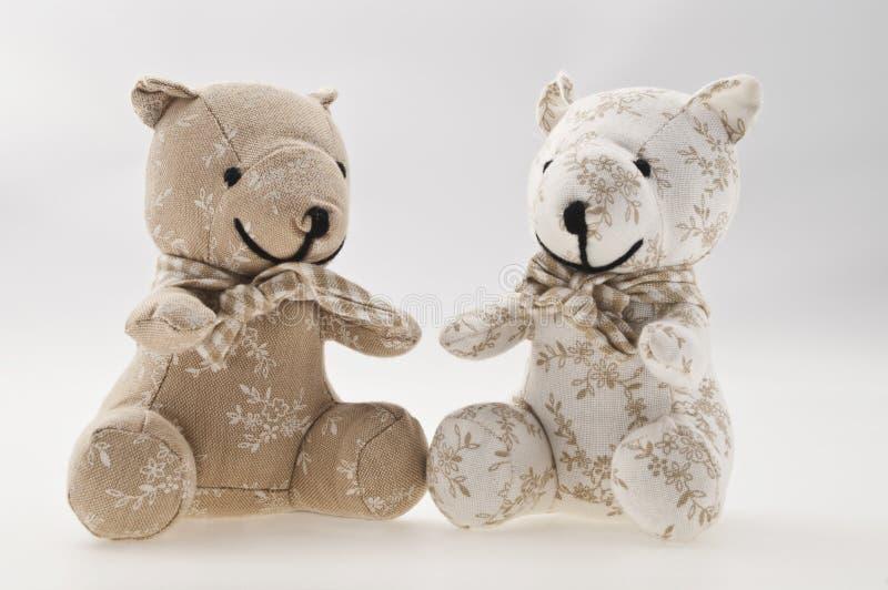 Download Teddyberen stock afbeelding. Afbeelding bestaande uit kerstmis - 10778839