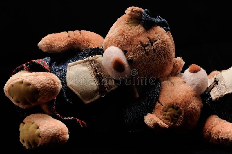 Teddyberen stock fotografie