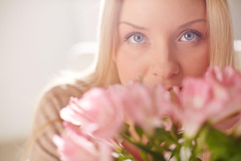 Tederheid van de lente royalty-vrije stock fotografie