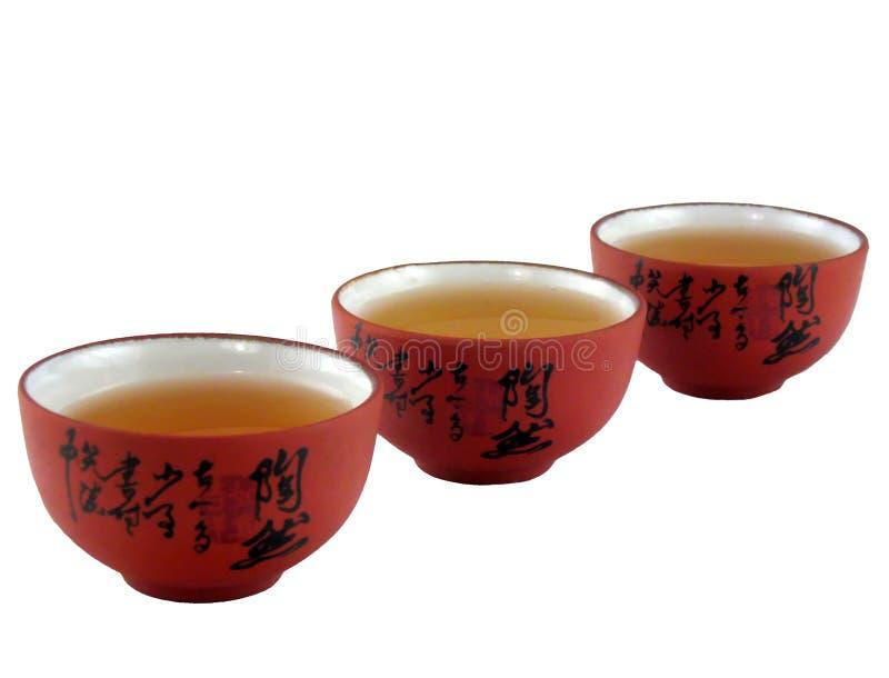 Tee-Cup stockfotografie