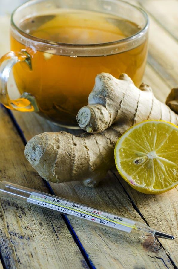 Tee für Kälten stockbilder