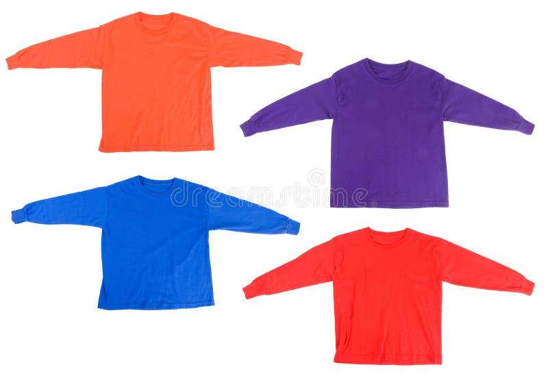 Tee Shirts Royalty Free Stock Photography