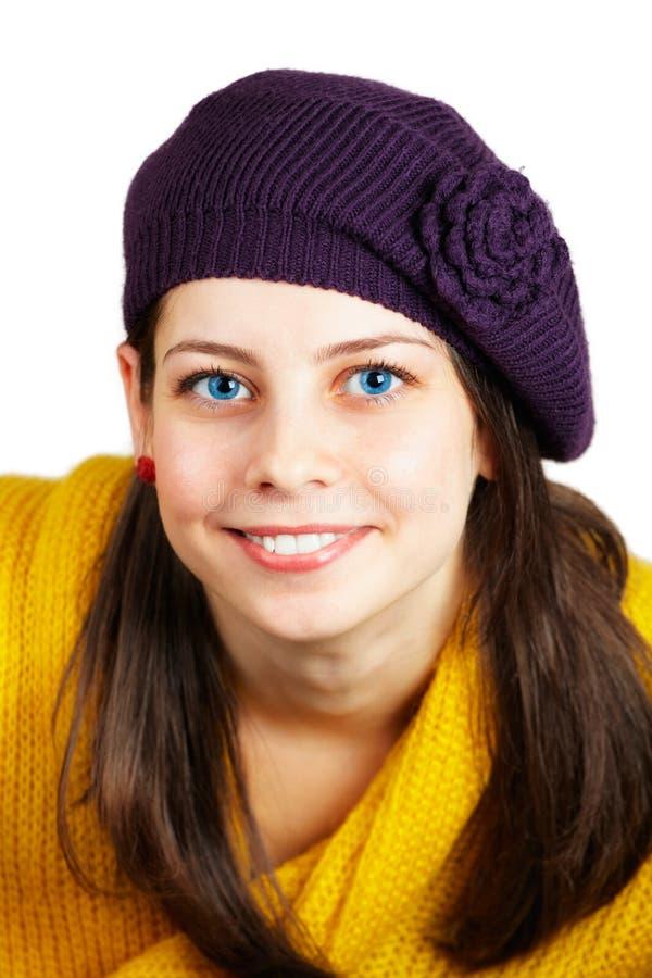 Teeange dziewczyna zdjęcie stock
