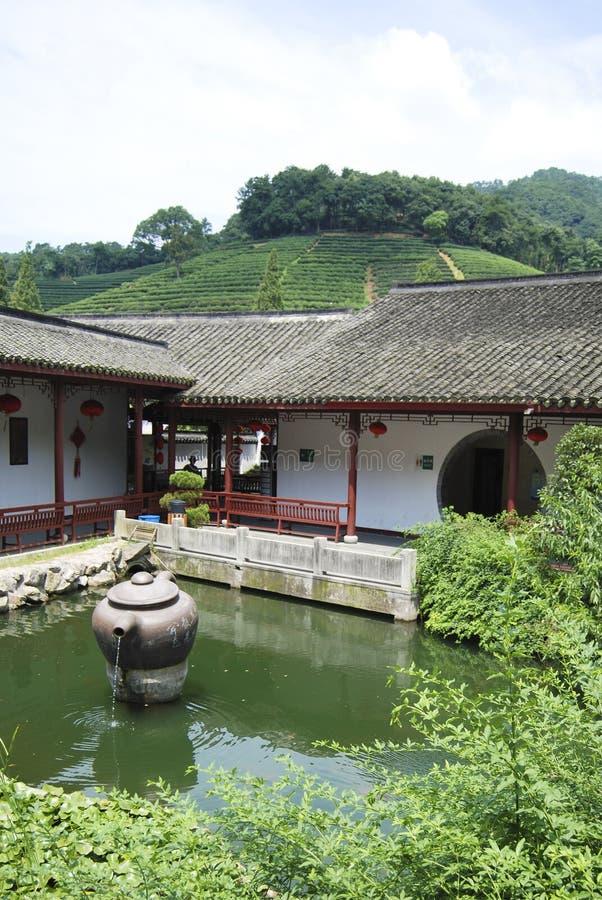 Teehaus, China stockfotos
