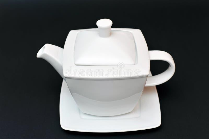 Teekanne stockfotografie