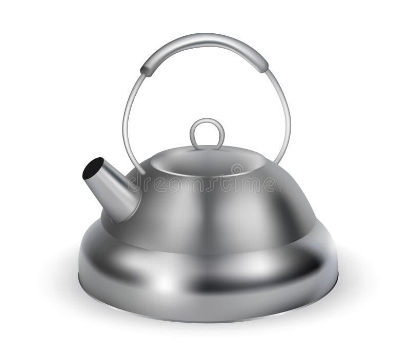 Teekanne Modern teekanne vektor abbildung illustration chef modern 17773779