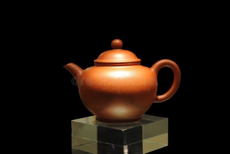 Teekanne lizenzfreie stockfotos