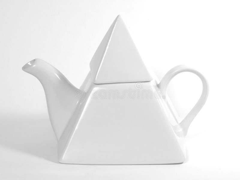 Teekanne stockfoto