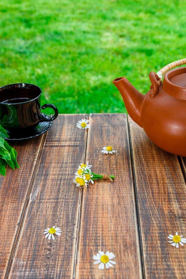 Teekonzept lizenzfreie stockfotos
