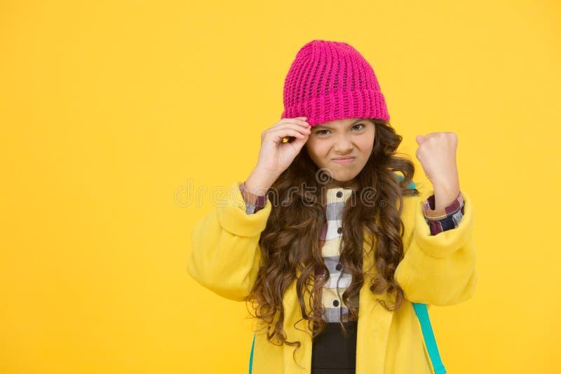 Teen age. Girl adorable stylish modern teenager. Teen spirit. Rebellious teen. Street style. Rebel teen girl. Cool. Schoolgirl. Have fun charismatic girl on royalty free stock photos